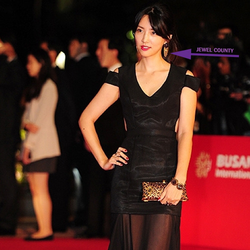 BUSAN INTERNATIONAL FILM FESTIVAL JO YIJIN